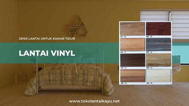kamar lantai vinyl
