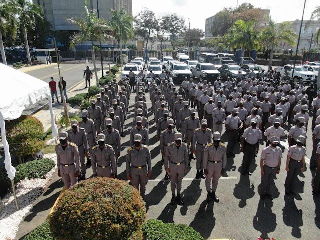 """38,536 POLICÍAS Y MILITARES VAN A LAS CALLES POR EL """"COMPROMISO POR LA VIDA"""" EN SEMANA SANTA"""