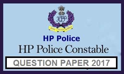 HP Police Constable Solved Question Paper PDF with answer