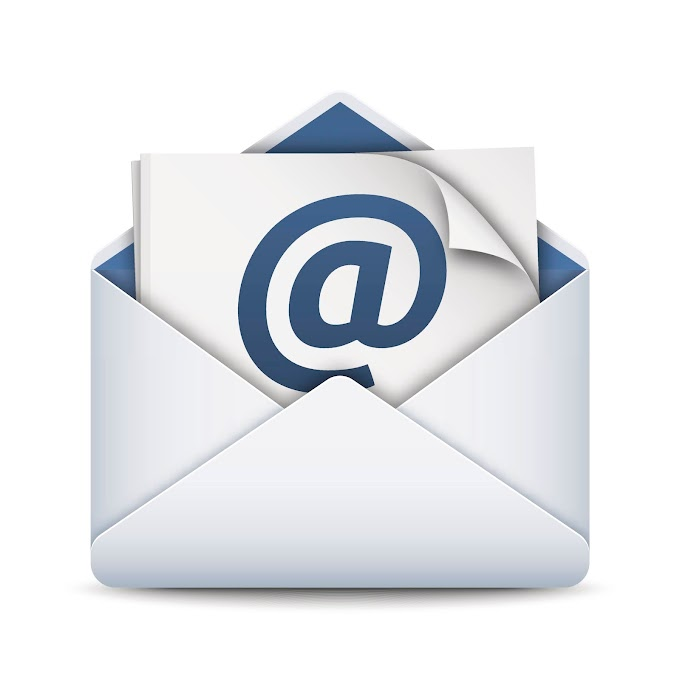 E-mail oficial para conversar com a gente