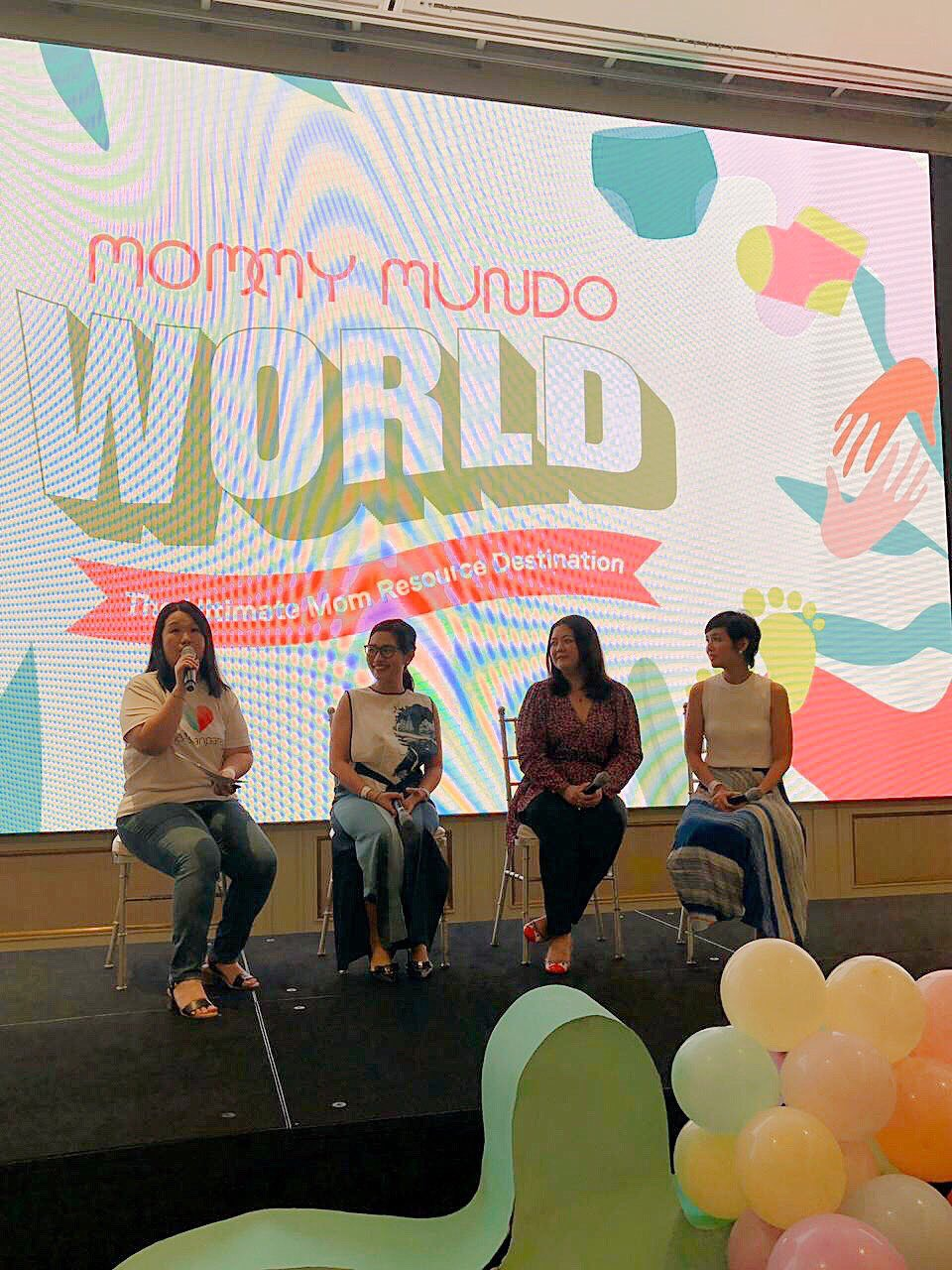 mommy mundo twin parenting talk