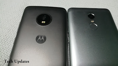 Moto G5 Plus vs Xiaomi Redmi Note 4 : Which One is Better?