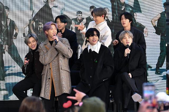 BTS Sukses Jual 2,6 Juta Album 'Map of the Soul: 7' Dalam Sehari