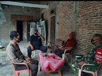 Pentingnya Disiplin Protokol Kesehatan Saat Pandemi, Babinsa Kodim 0802/Ponorogo Sosialisasikan 5M Kepada Warga Desa Binaan