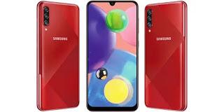 Spesifikasi & Harga  Samsung Galaxy A70s