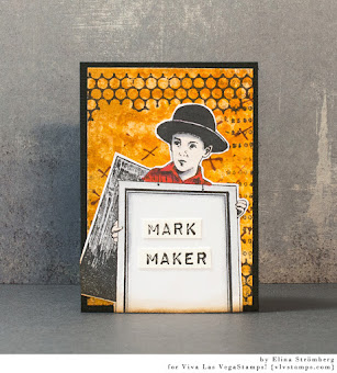 ATC card, Mark Maker