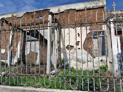 reruntuhan rumah doktor azahari