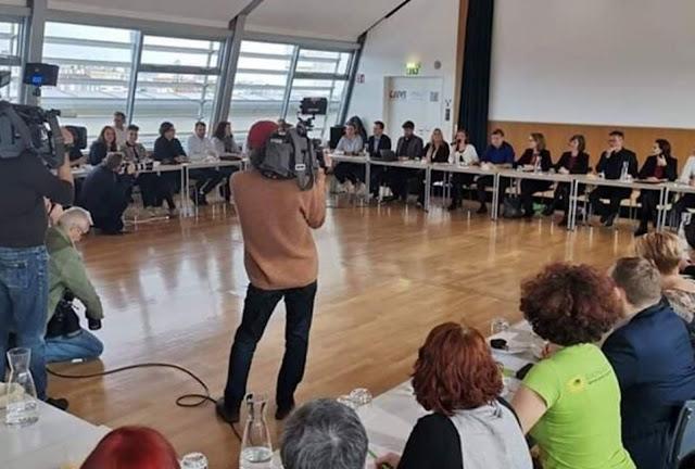 النمسا: الحزب الأخضر مستعد للتحالف مع كورتس