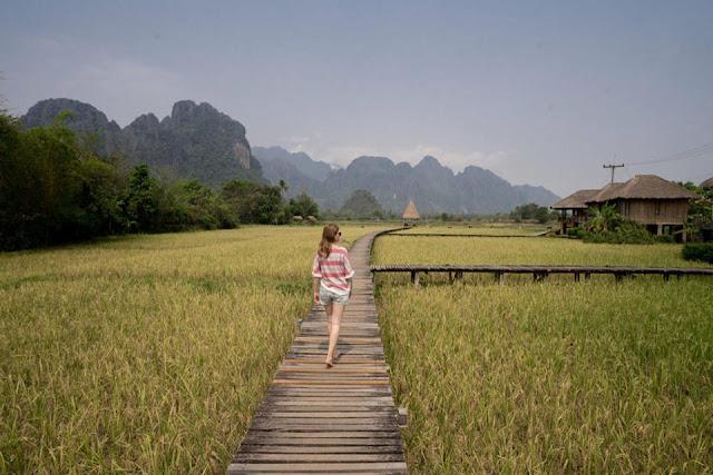 Những cảnh đẹp chẳng thể bỏ lỡ khi đến Lào