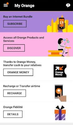 Orange App