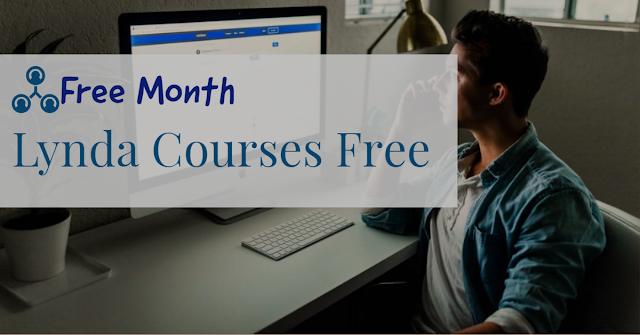 Get Lynda Courses For Free Month By LinkedIn Premium