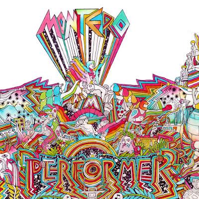 Montero - 'Performer' cover album