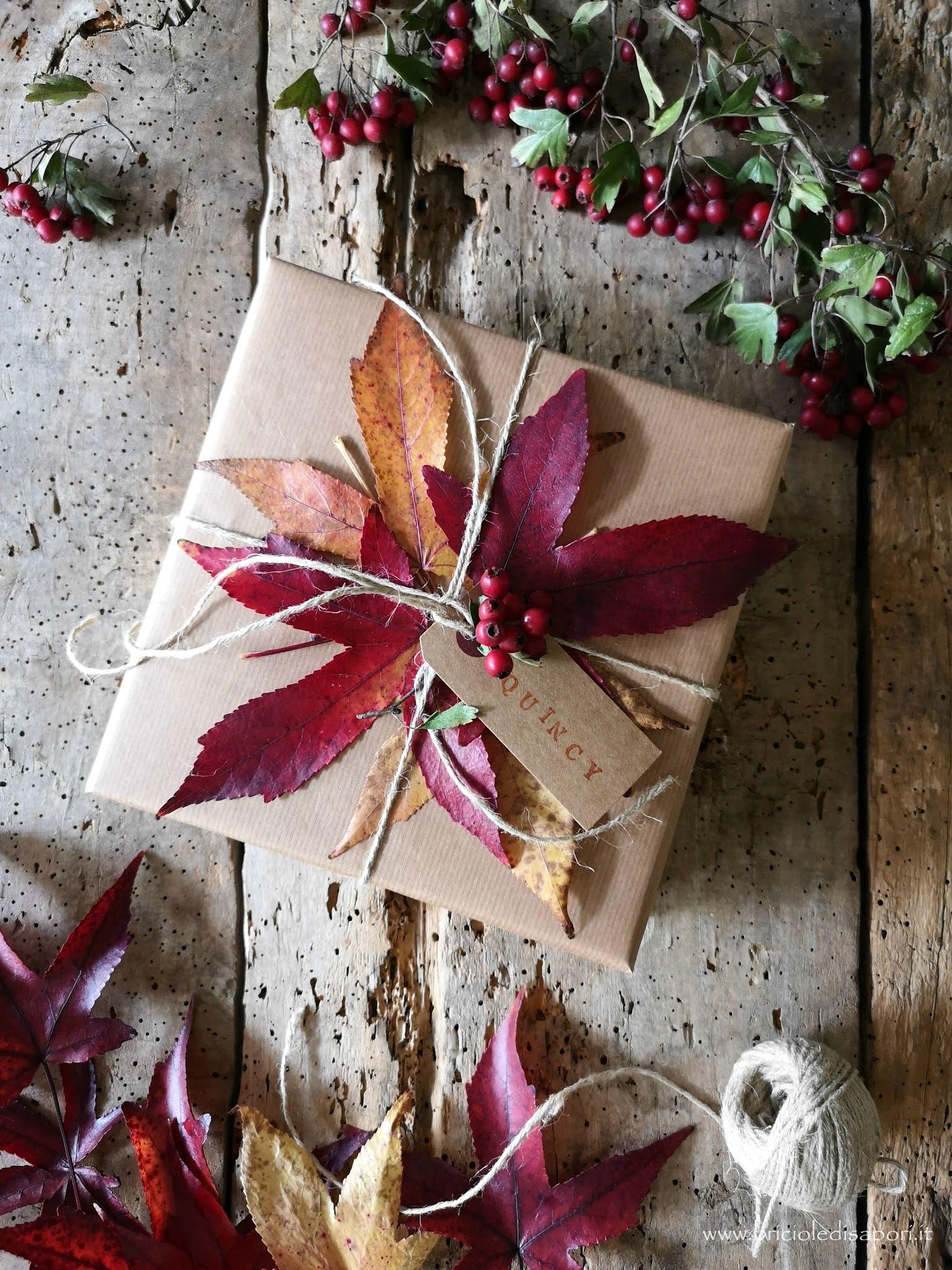 idee per fare pacchetti regalo