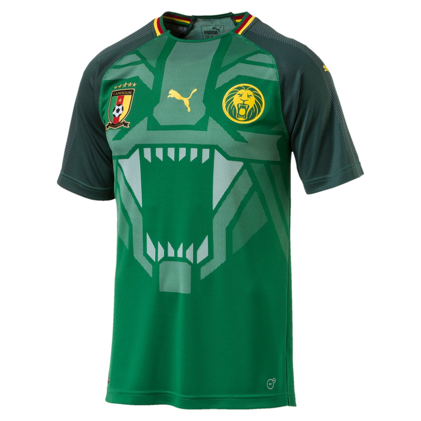 c4f78d44456 No More Puma After More Than 20 Years? Cameroon To Get New Kit Maker ...