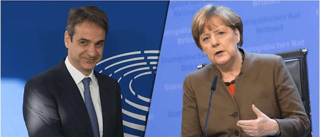 Τελεσίγραφο Βερολίνου σε ΝΔ: «Απαιτούμε η επόμενη κυβέρνηση να σεβαστεί τις Πρέσπες!» – Τι θα κάνει ο Μητσοτάκης;