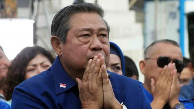 SBY dan AHY Didesak Minta Maaf kepada Pemerintah