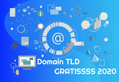 Cara Mendapat Domain TLD Gratis 2020