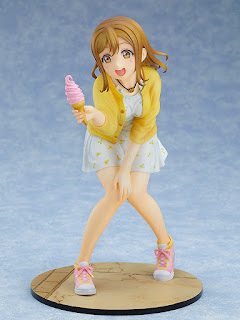 "Hanamaru Kunikida Blu-ray Jacket Ver. 1/8 de ""Love Live! SunShine!!"" - WithFans!"