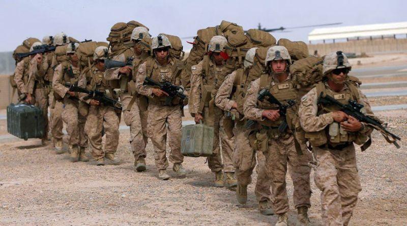 AS Tarik Pasukan di Afghanistan Jadi Sisa 2.500