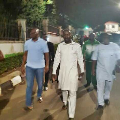 DSS Came in a Truck to Break Into My Hotel - Apostle Suleiman Speaks on DSS Arrest (Watch Video)