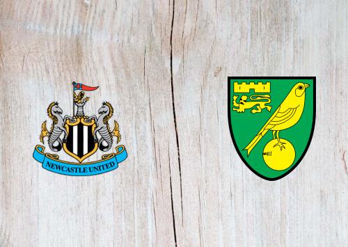 Newcastle United vs Norwich City -Highlights 1 February 2020
