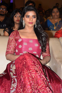 Aishwarya Rajesh Latest Stills at Mismatch Movie Pre Release