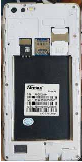 AIRMAX A9 FLASH FILE MT6572 ANDROID 5.0.1 FIRMWARE