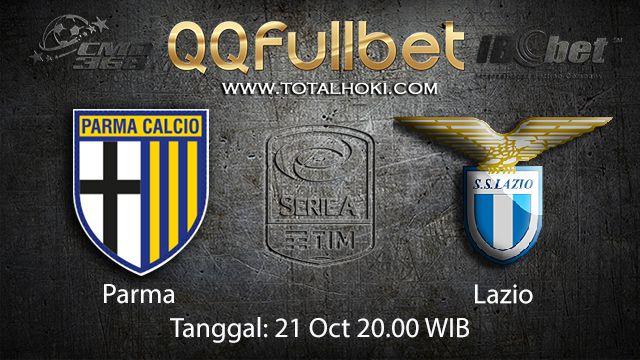 Prediksi Bola Jitu Parma vs Lazio 21 October 2018 ( Italian Serie A )