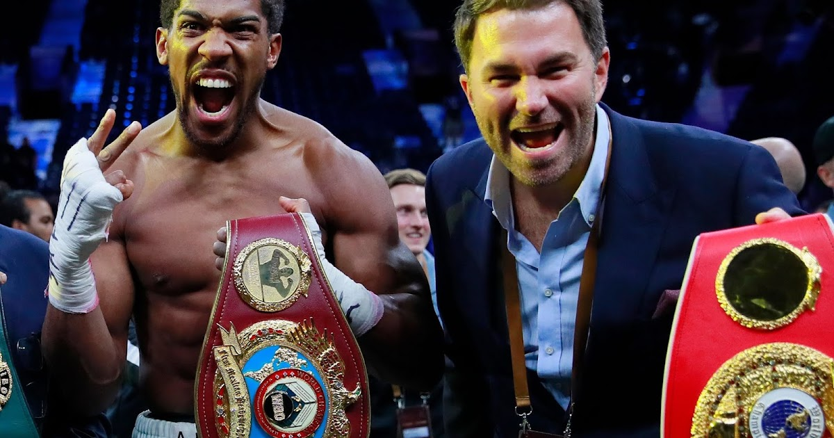 Hopkins Predicts - Anthony Joshua Defeats Tyson Fury With Late Knockout