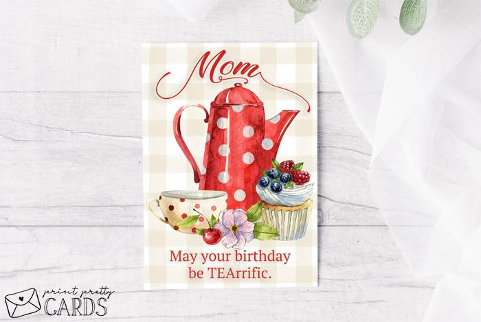 Mom Birthday Cards