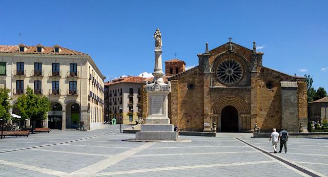 Plaza del Mercado Grande