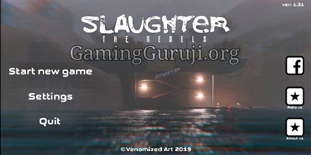 Slaughter 3 premium android game