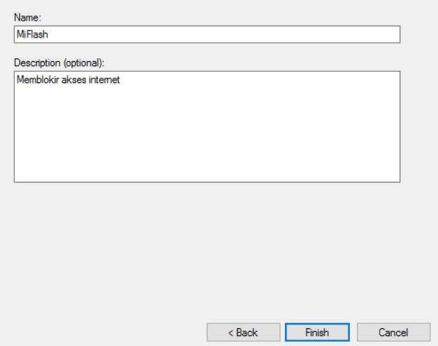 Cara Memblokir Akses Internet Aplikasi Windows 10 Tanpa Aplikasi Pihak Ketiga 14