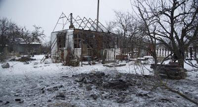 На Донбассе в результате обстрела травмирован украинский боец