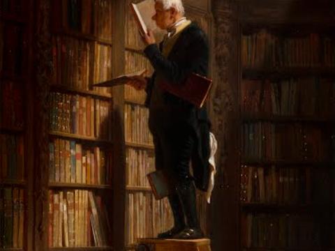 La luz de los libros