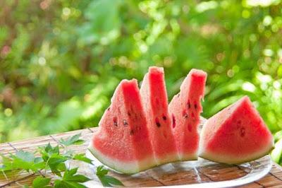 buah semangka water mellon