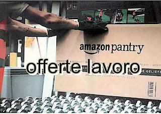 www.adessolavoro.com - Amazon selezioni e lavoro