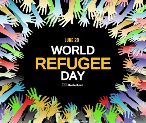 [Top] 25 World Refugee Day 2021: Quotes, Theme, Activities, Images, Poster, Pictures, Photos