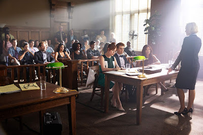 Riverdale Season 3 Molly Ringwald Robin Givens Kj Apa Image 2