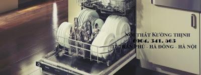 lưu ý những gì khi mua máy rửa bát?