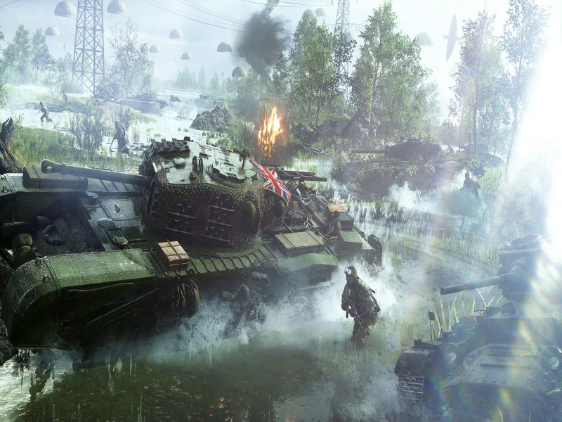 Battlefield V Highly Compressed Free Download