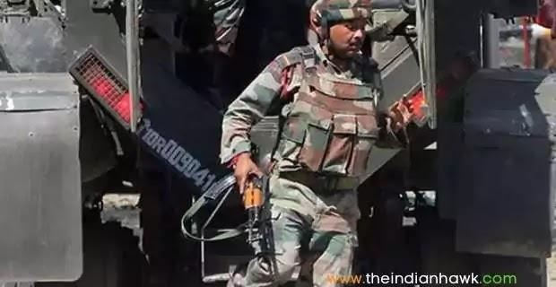 Terrorist Base in Doda Raided; Guns and Ammo Found