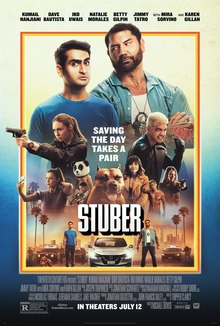 Stuber Full Movie Download/Trailer