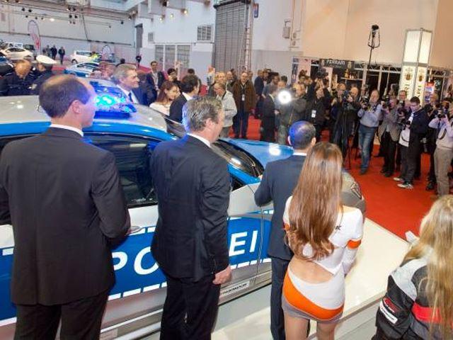 polizei8 Η γερμανική αστυνομία αγοράζει Corvette και τη βελτιώνει, μάντεψε γιατί Chevrolet, Chevrolet Corvette, zblog, αστυνομία, Γερμανία