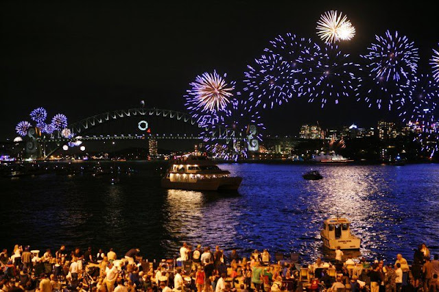 SYDNEY NEW YEARS EVE CRUISE