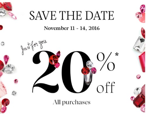 Sephora VIB 20% Off Holiday Sales Event
