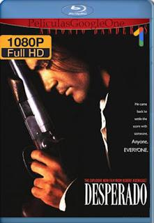 Pistolero (Desperado) (1995) [1080p BRrip] [Latino] [LaPipiotaHD]