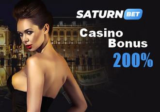 SaturnBet Offer