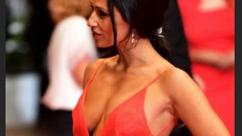 Rita Pereira deslumbra em Cannes