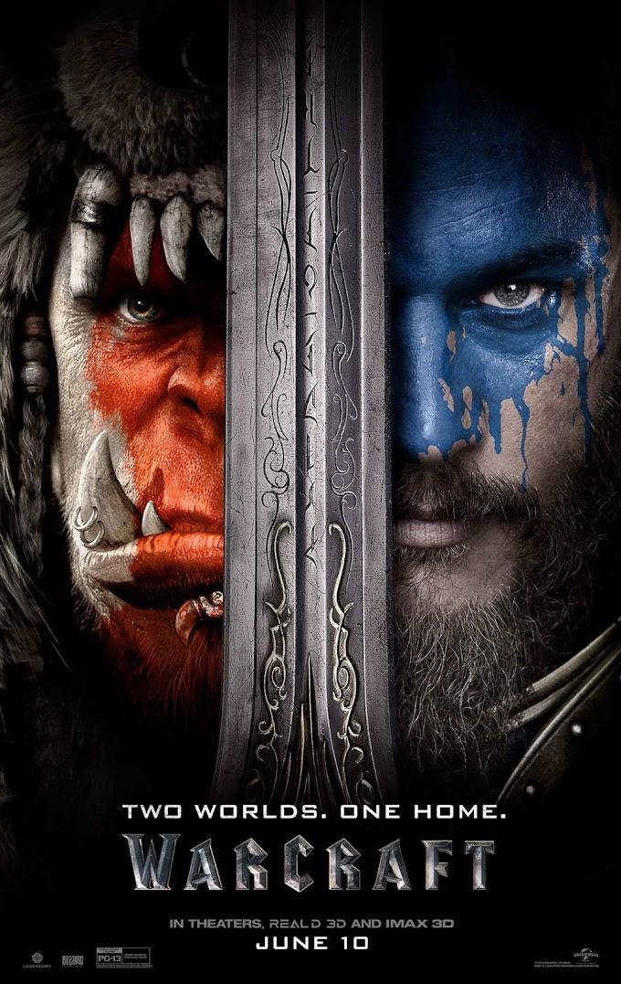 Warcraft (2016) Full Movie Streaming Online